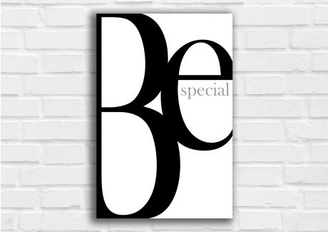 be special
