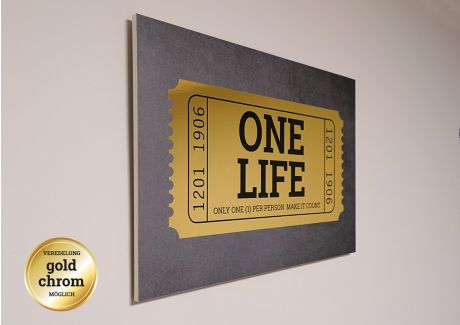 Just one Life-Deluxe Edition